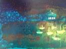 Boat Glow, Private Collection Brea, CA