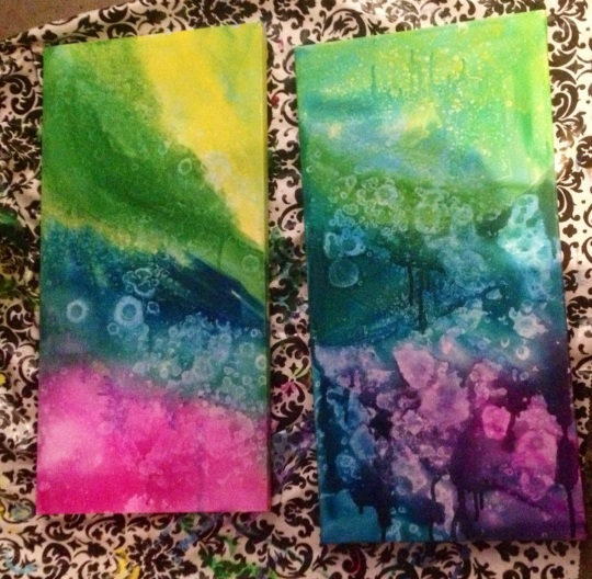 Color Wash Class