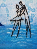 Acrylic on Canvas, 16x20