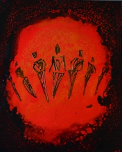 Feminism, 16x20 Acrylic on Canvas $160
